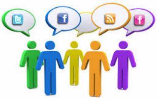 Divulgar em redes sociais