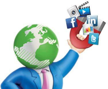 Divulgar com qualidade em redes sociais